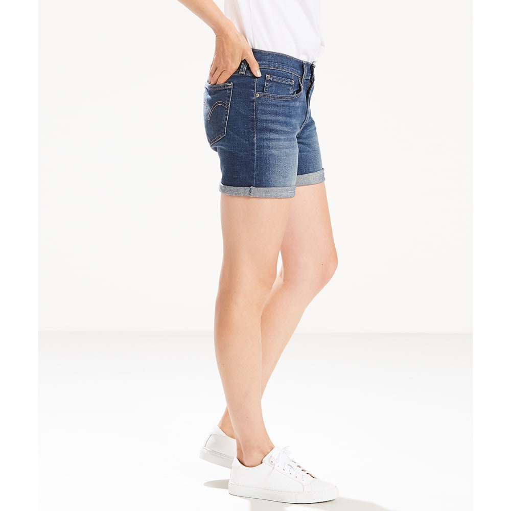 LEVI'S Women's Classic Shorts - 0005-SWEETWATER