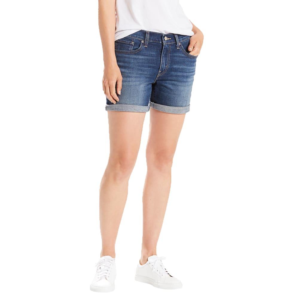 Levi's Women's Classic Shorts - Blue, 31