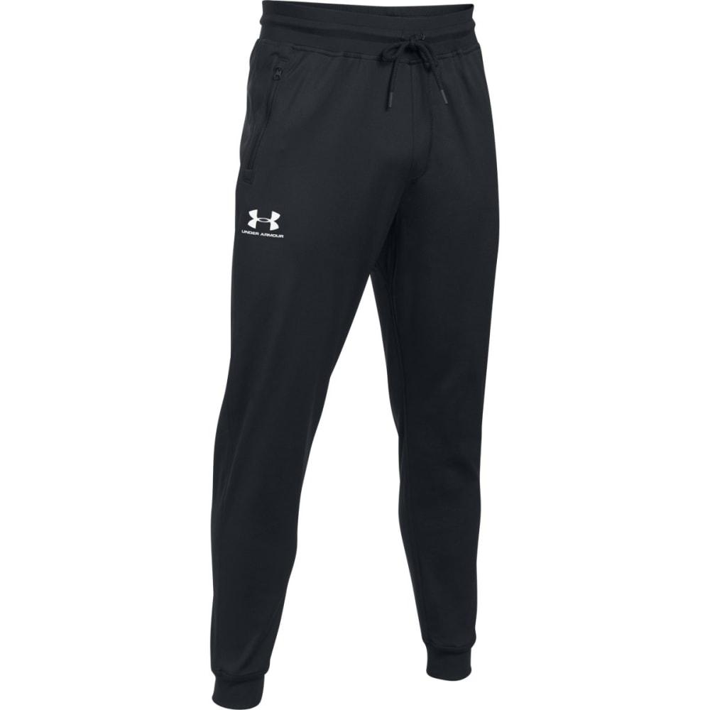 UNDER ARMOUR Men's Sportstyle Jogger Pants - BLACK-001