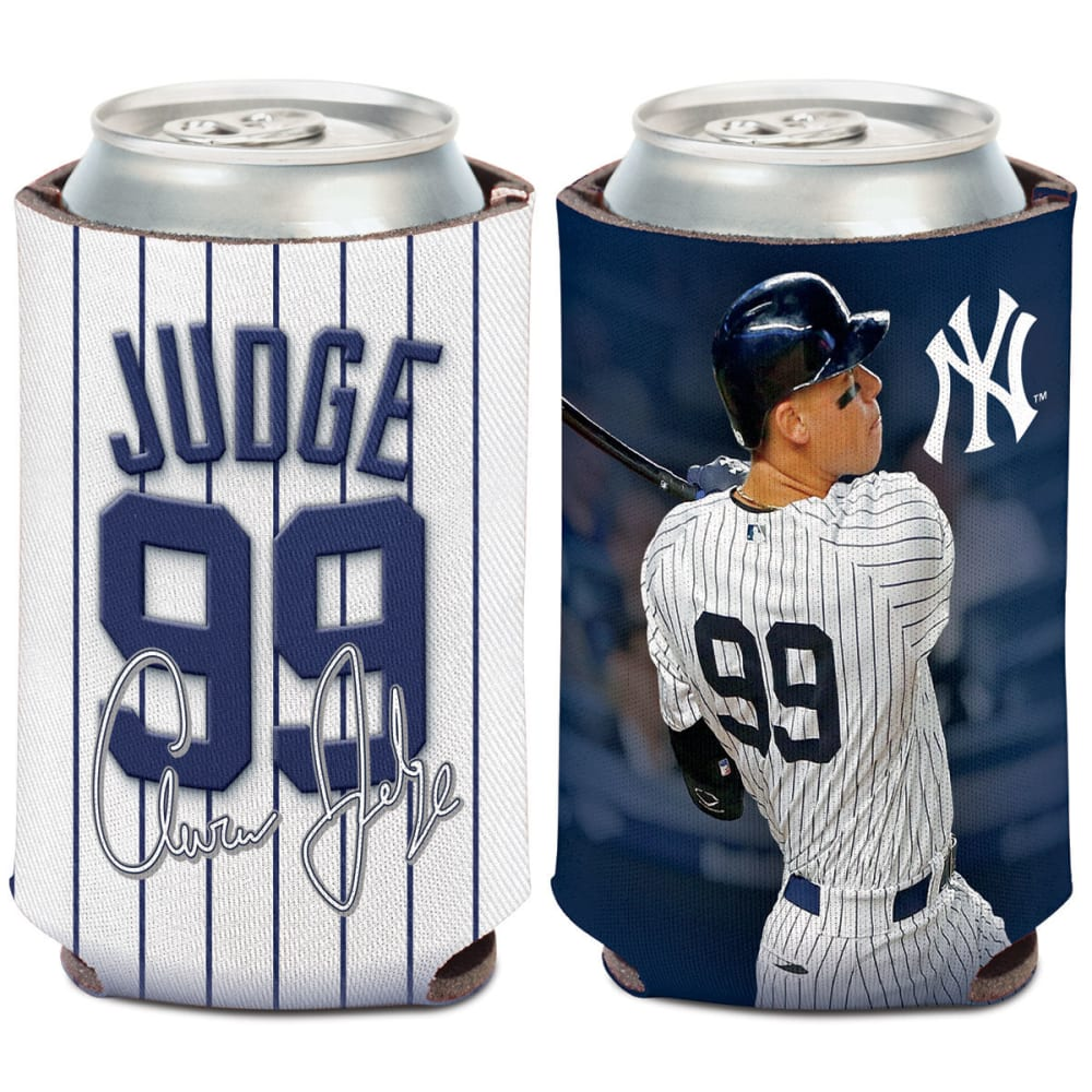 NEW YORK YANKEES Aaron Judge 12 oz. Can Cooler - NO COLOR