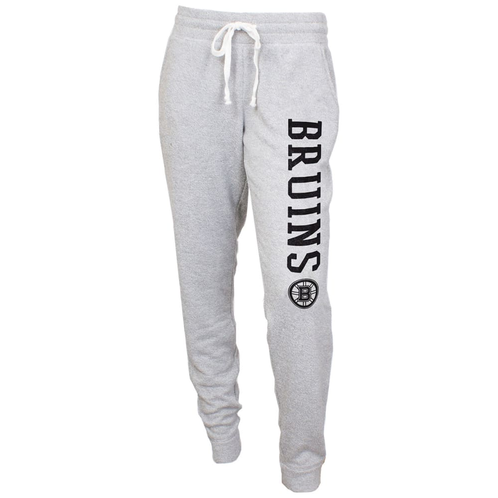 BOSTON BRUINS Women's Commit Terry Pants - GREY