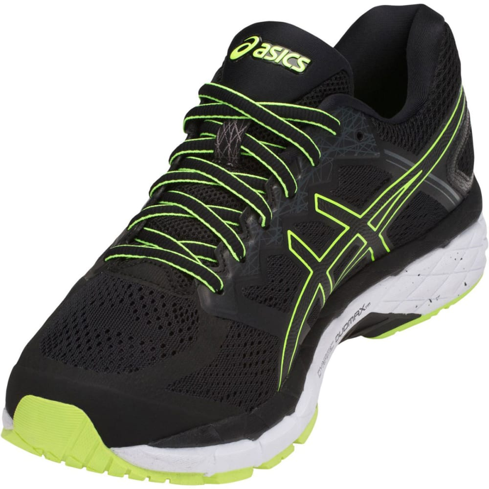 ASICS Men's Gel-Superion Running Shoes - BLACK
