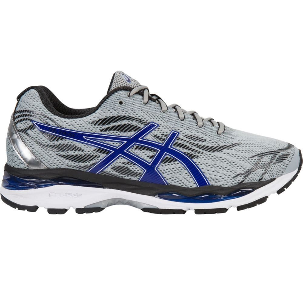 ASICS Men's GEL-Ziruss Running Shoes - GREY