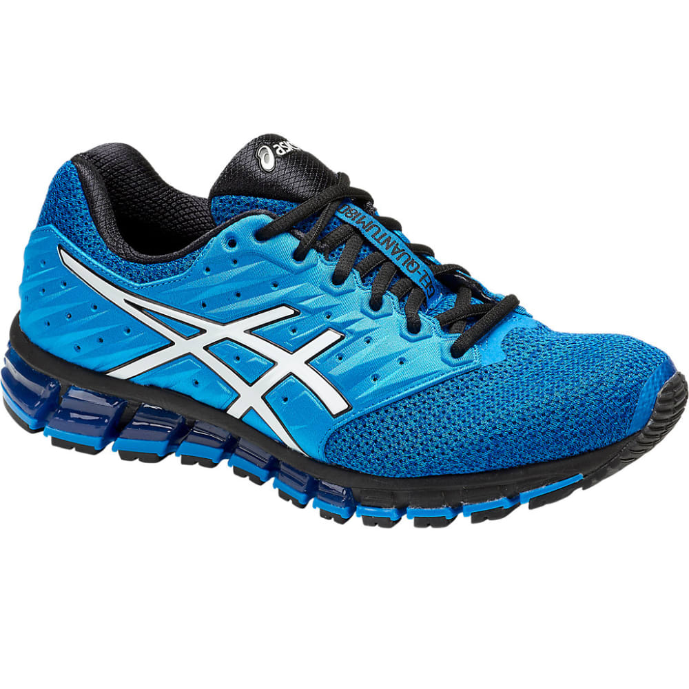 Asics Men's Gel-Quantum 180 2 Mx Running Shoes - Blue, 8.5