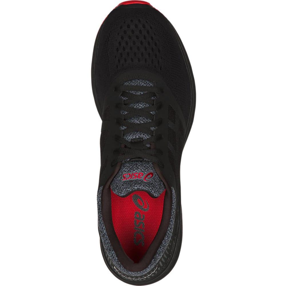 ASICS Men's Roadhawk FF Running Shoes - BLACK