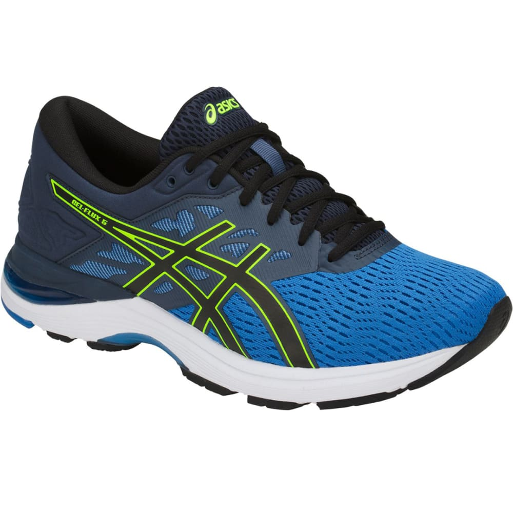 Asics Men's Gel-Flux 5 Running Shoes - Blue, 8