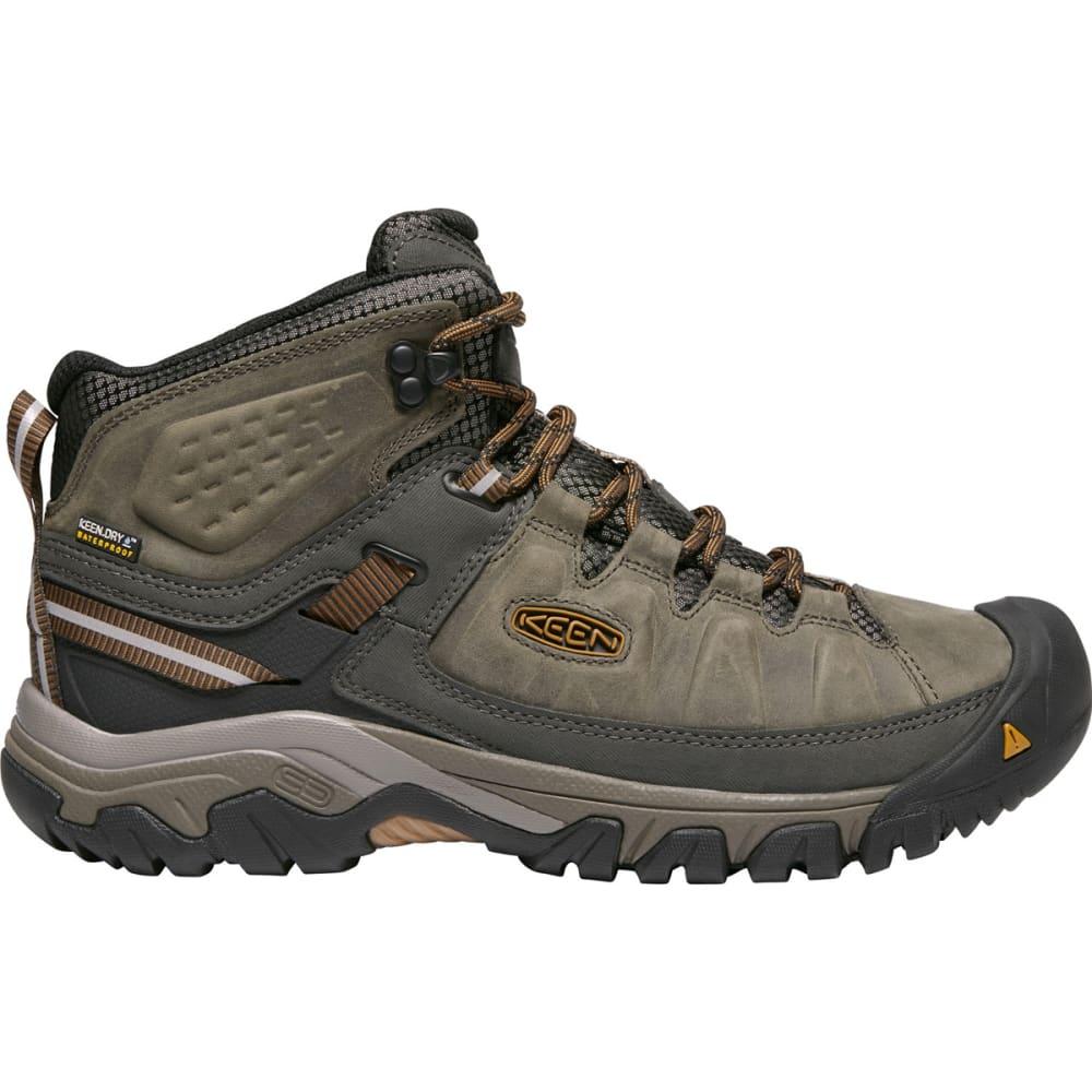Keen Men's Targhee Iii Waterproof Mid Hiking Boots - Brown, 8