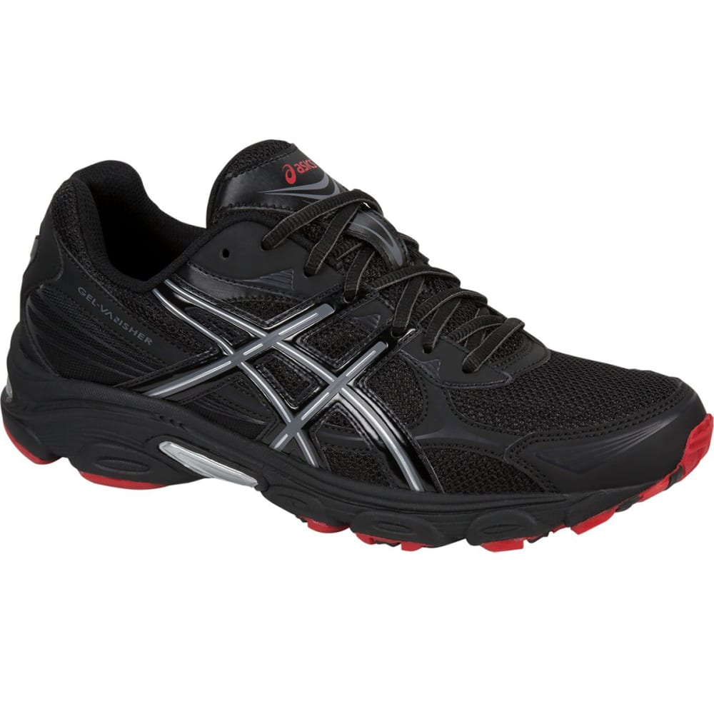 Asics Men's Gel-Vanisher Running Shoes - Black, 8