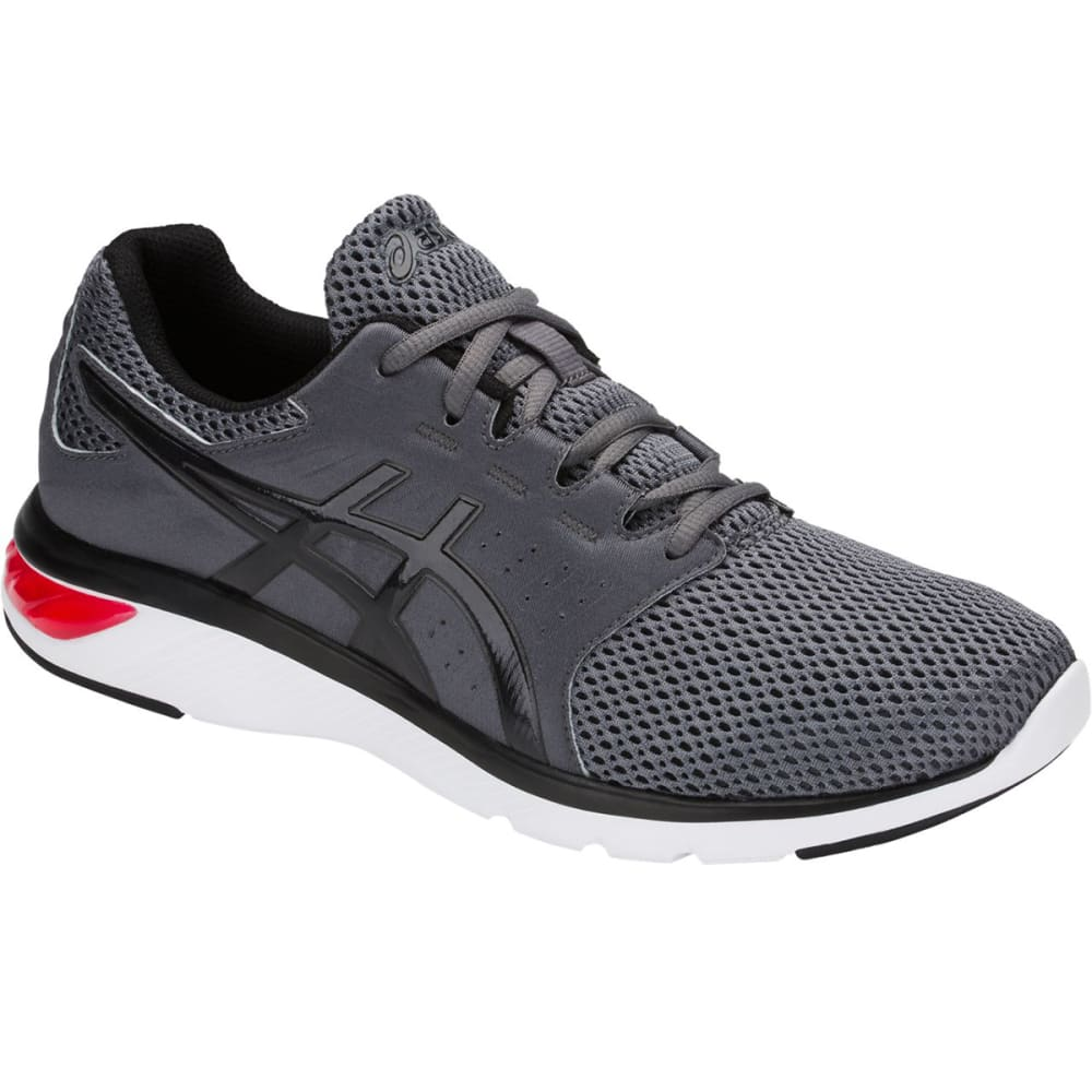 Asics Men's Gel-Moya Running Shoes - Black, 8.5