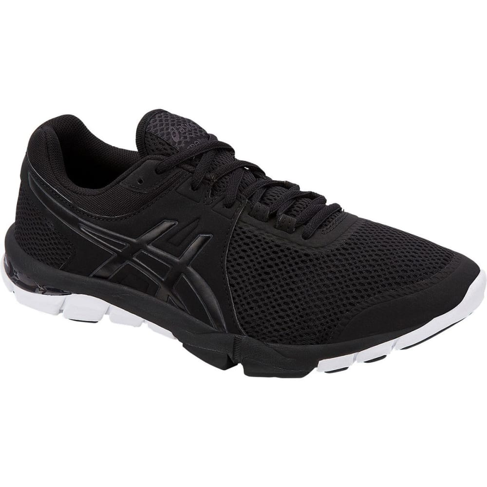 Asics Men's Gel-Craze Tr 4 Cross-Training Shoes - Black, 8