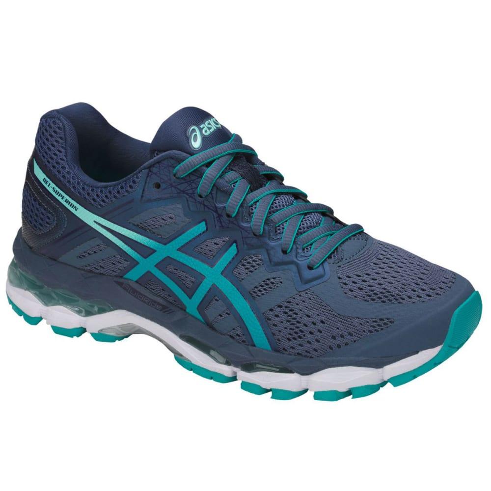 ASICS Women's Gel-Superion Running Shoes, Glacier Grey/Atlantis/Aluminum - GLACIER GREY