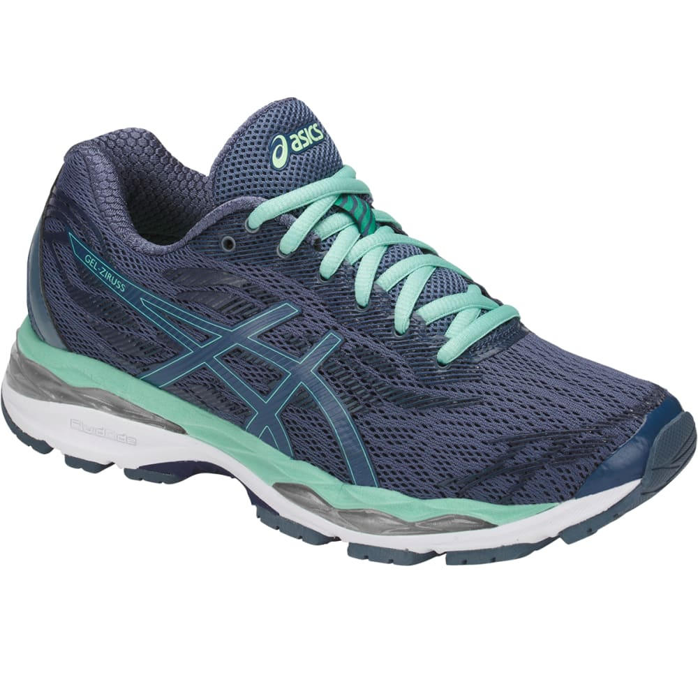 Asics Women's Gel-Ziruss Running Shoes - Blue, 6