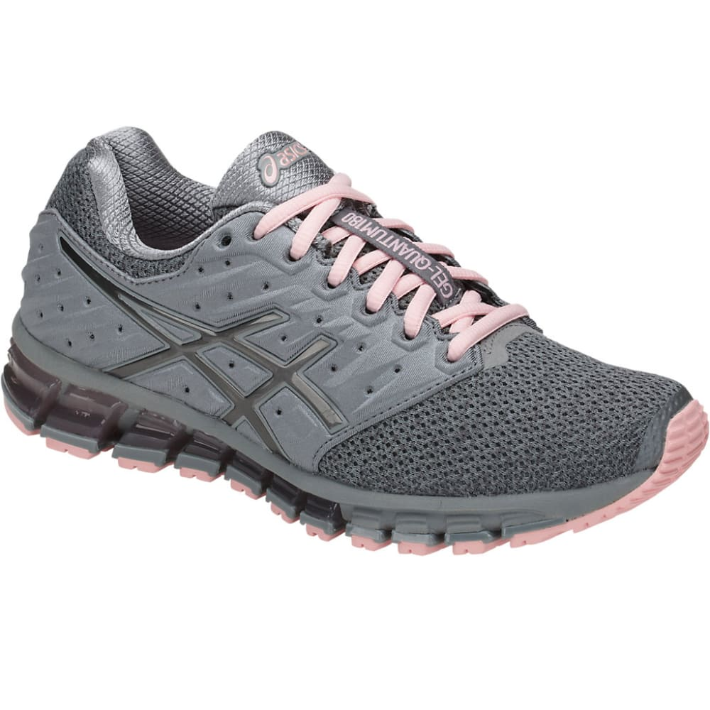 ASICS Women's GEL-Quantum 180 2 MX Running Shoes - STONE GREY