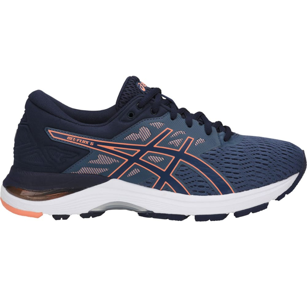 ASICS Women's GEL-Flux 5 Running Shoes - BLUE