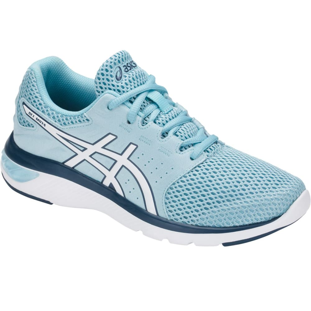 Asics Women's Gel-Moya Running Shoes - Blue, 6.5