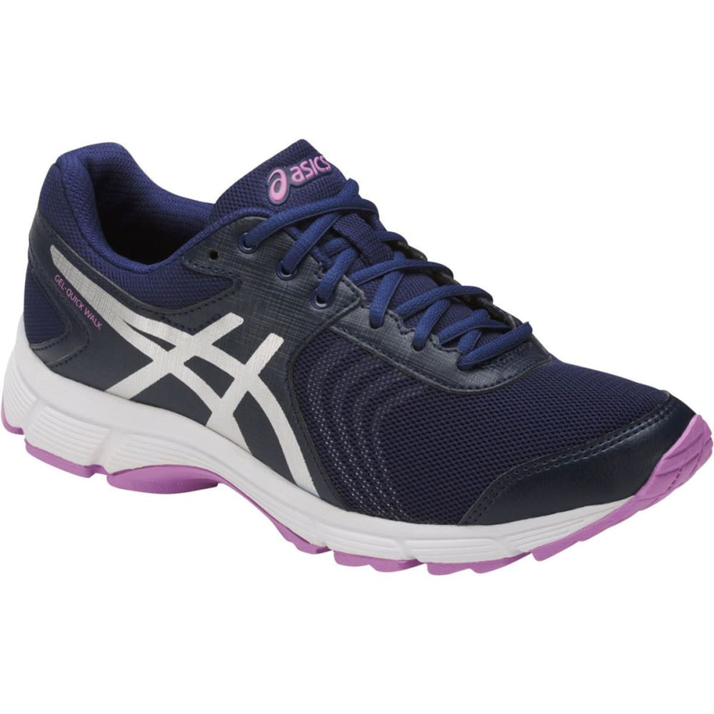 Asics Women's Gel-Quickwalk 3 Walking Shoes - Blue, 6