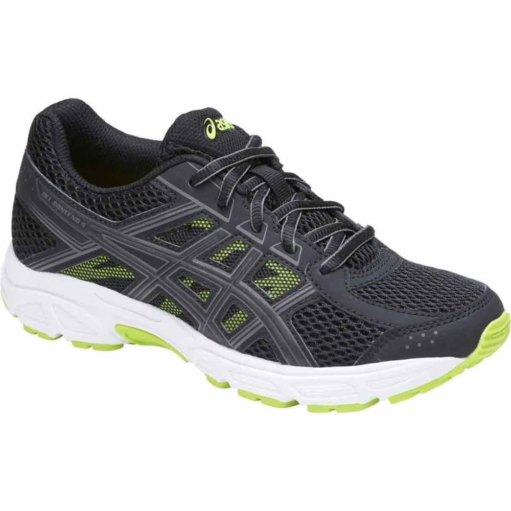 ASICS Girls' Grade School GEL-Contend 4 Running Shoes - BLACK-004