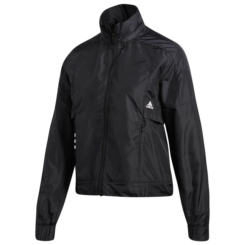Adidas Women's Id Windbreaker - Black, S