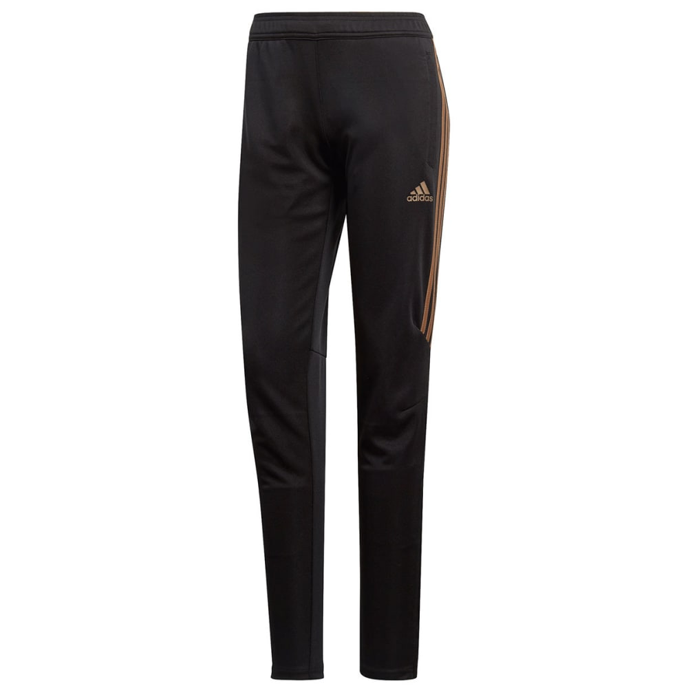 Adidas Women's Reflective Tiro 17 Active Pants - Black, S