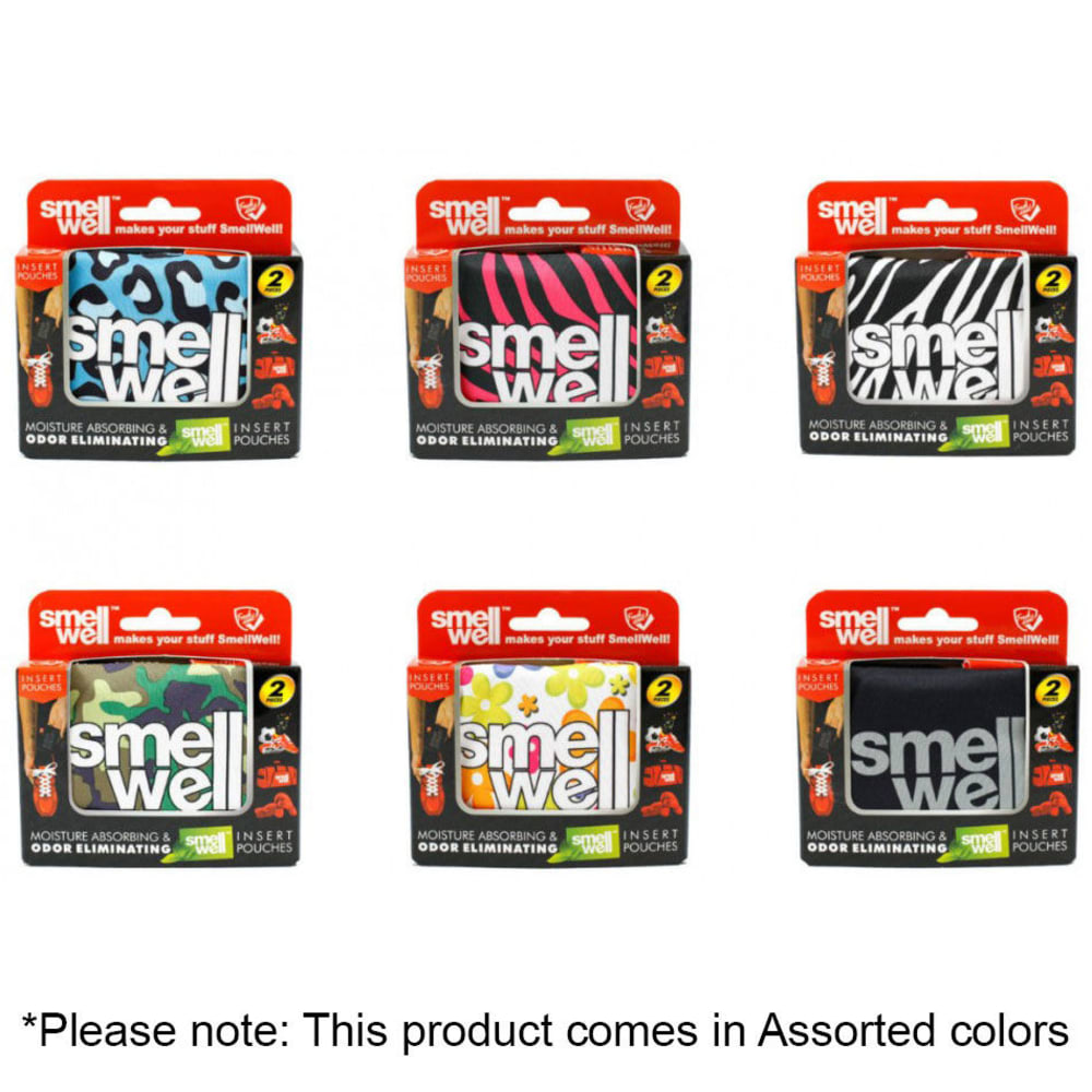 SMELLWELL Insert Pouches - ASSORTED