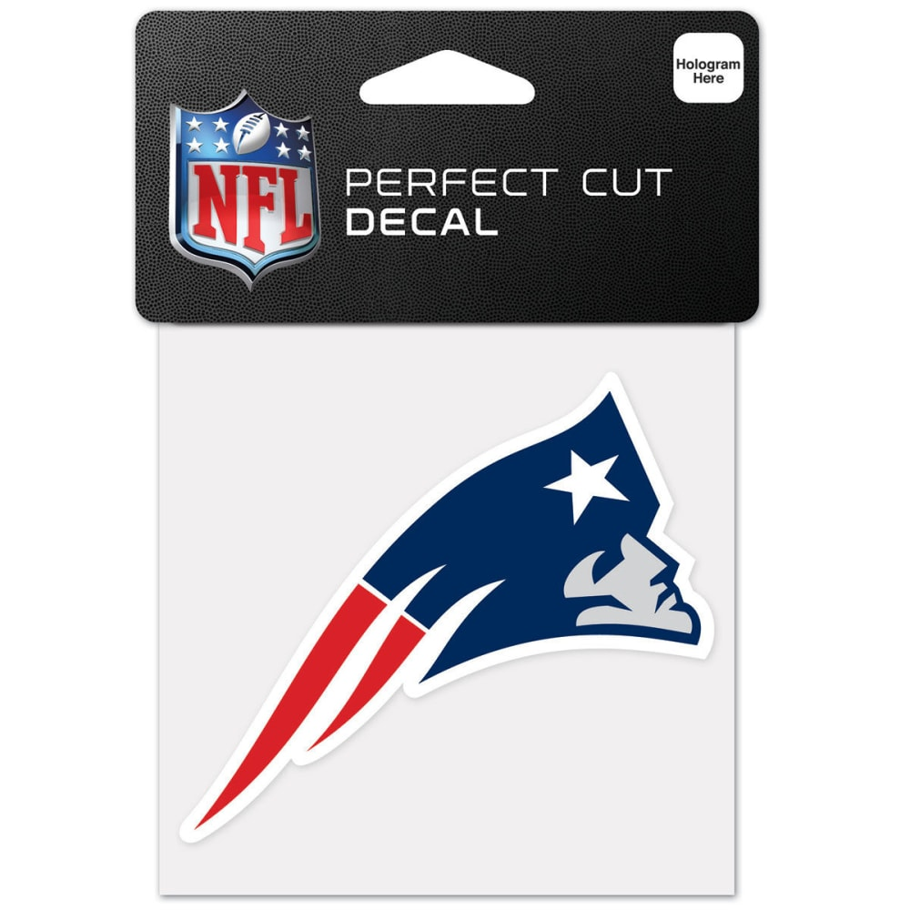 NEW ENGLAND PATRIOTS Perfect Cut Color Decal - NAVY