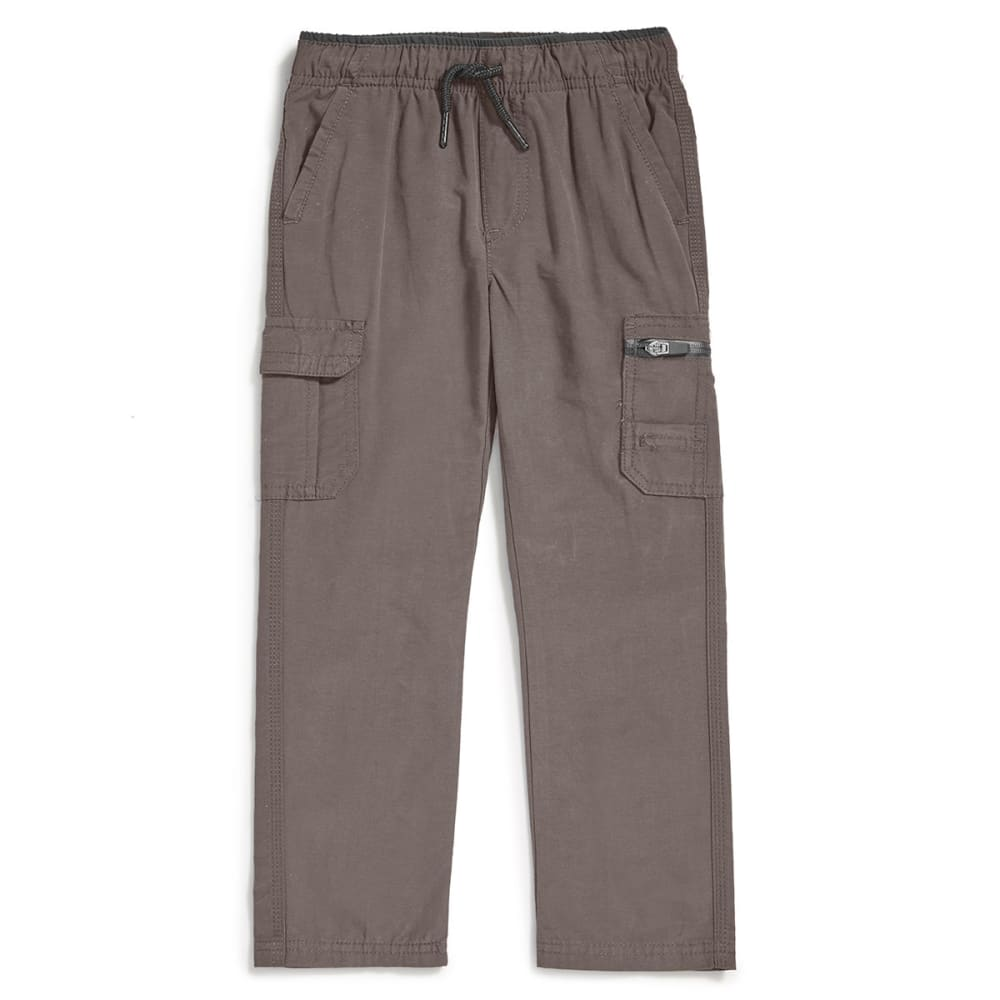 OCEAN CURRENT Boys' Athlete Cargo Pants - GUN