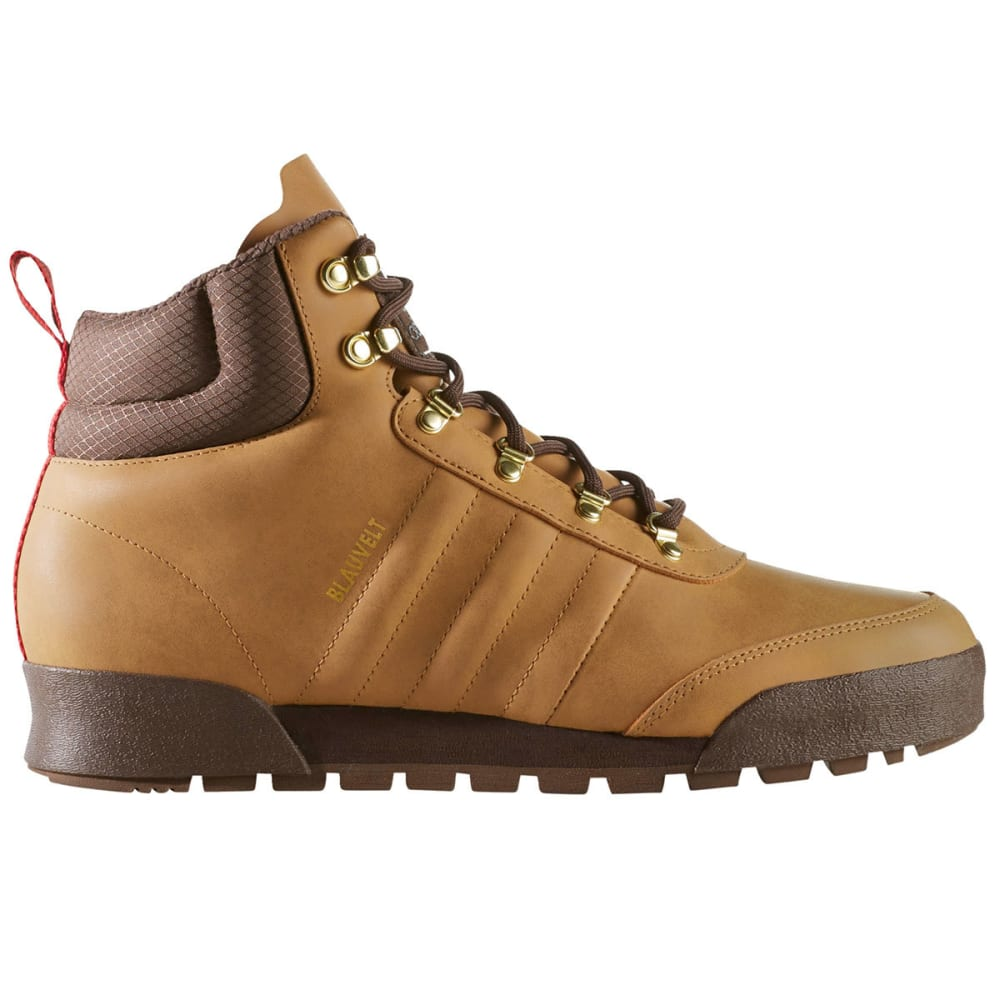 ADIDAS Men's Jake 2.0 Mid Boots, Mesa/Brown/Scarlet - BEIGE-TAN