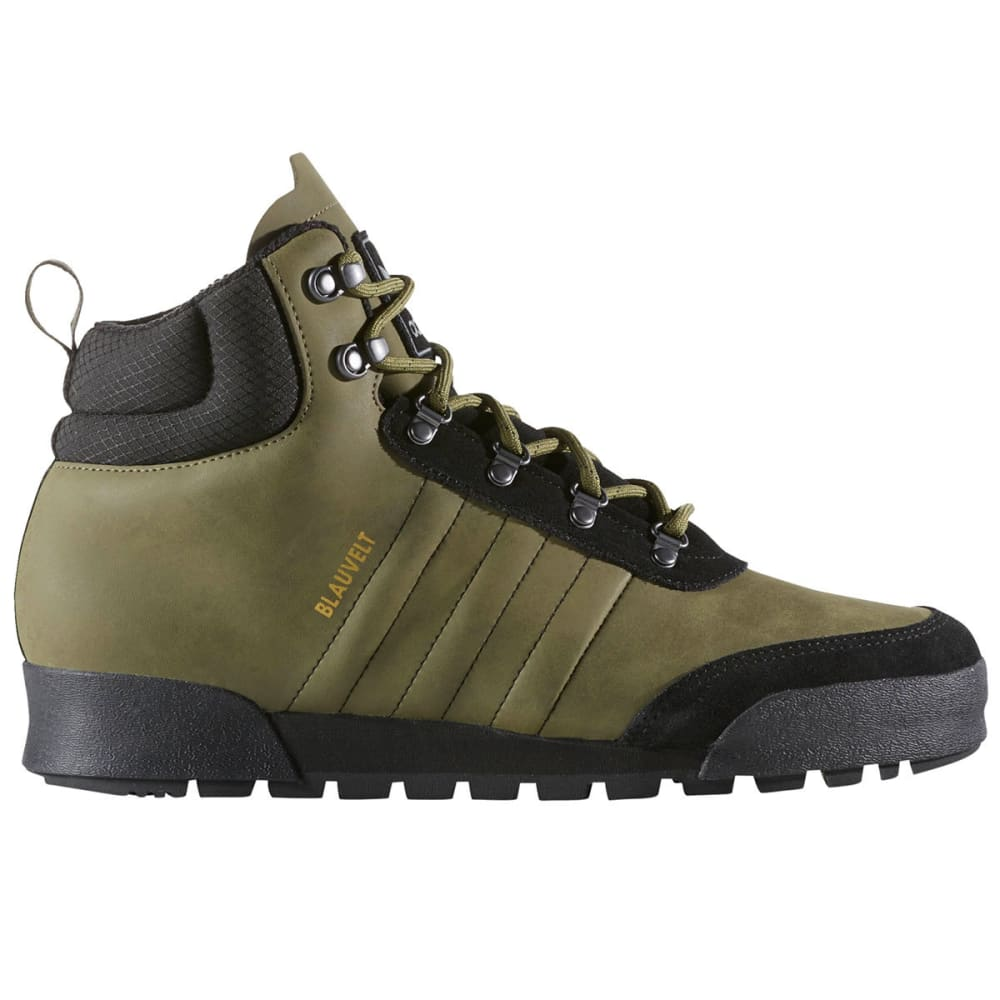 ADIDAS Men's Jake 2.0 Boots, Olicar/Black/Brown - OLIVE GREEN