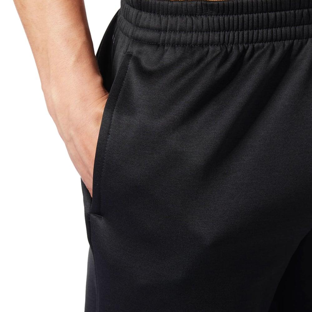ADIDAS Men's Team Issue Fleece Pants - BLACK-BQ8811