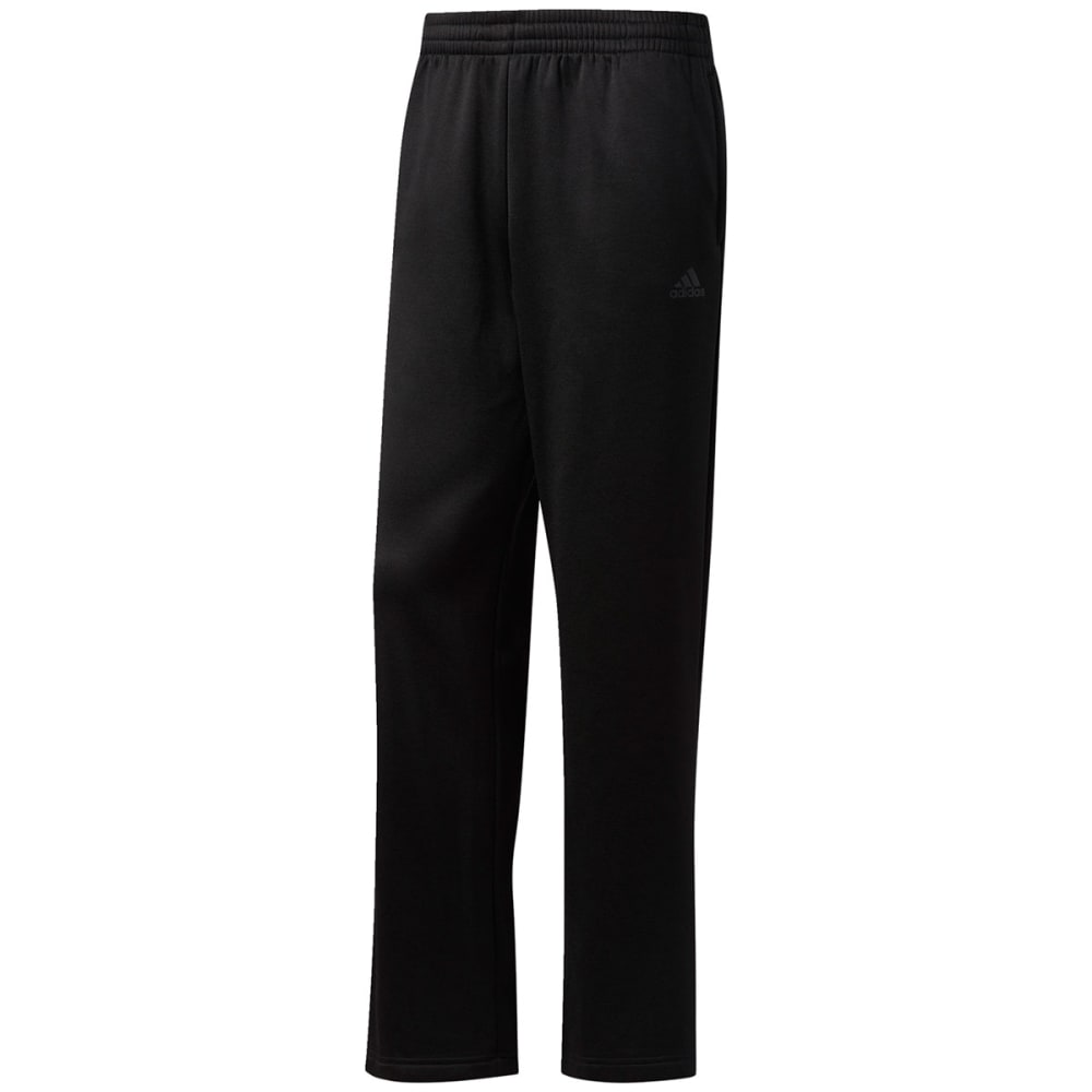 Adidas Men's Team Issue Fleece Pants - Black, M