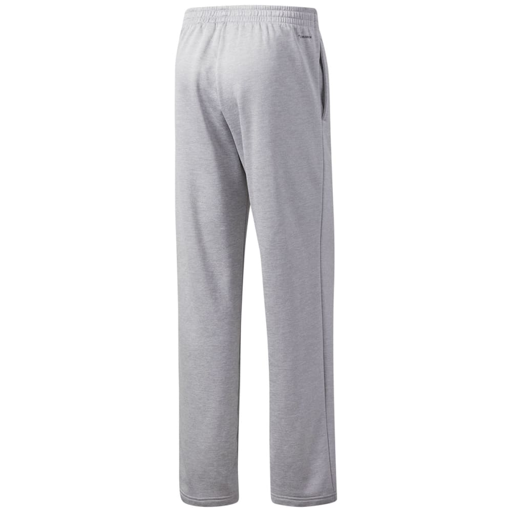 ADIDAS Men's Team Issue Fleece Pants - GREY 2-BQ8813