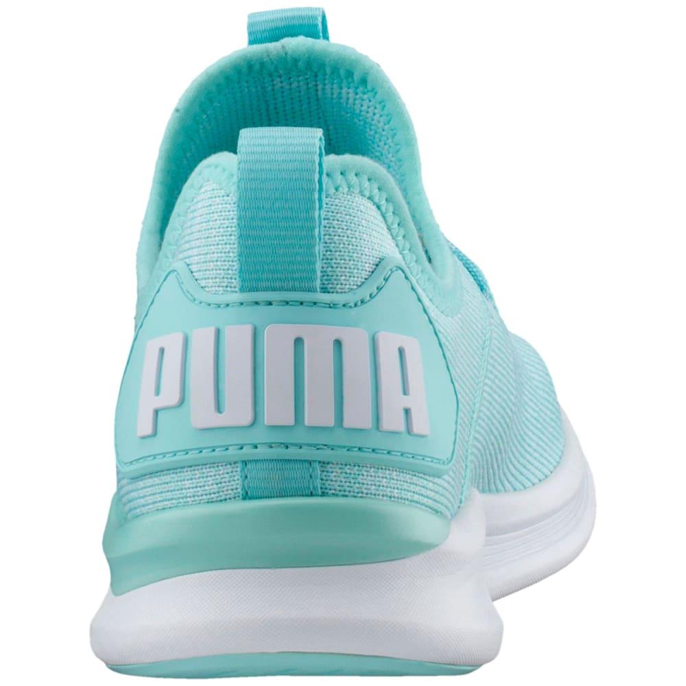 PUMA Women's IGNITE Flash evoKNIT Running Shoes - ISLAND PARADISE - 07