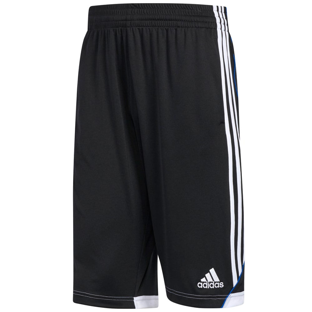 Adidas Men's 3G Speed Basketball Shorts - Black, S