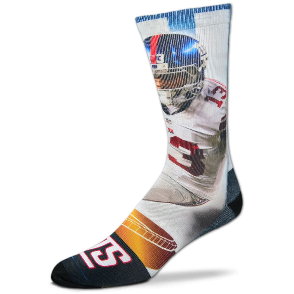 NEW YORK GIANTS Odell Beckham Jr. City Star Player Socks - NO COLOR