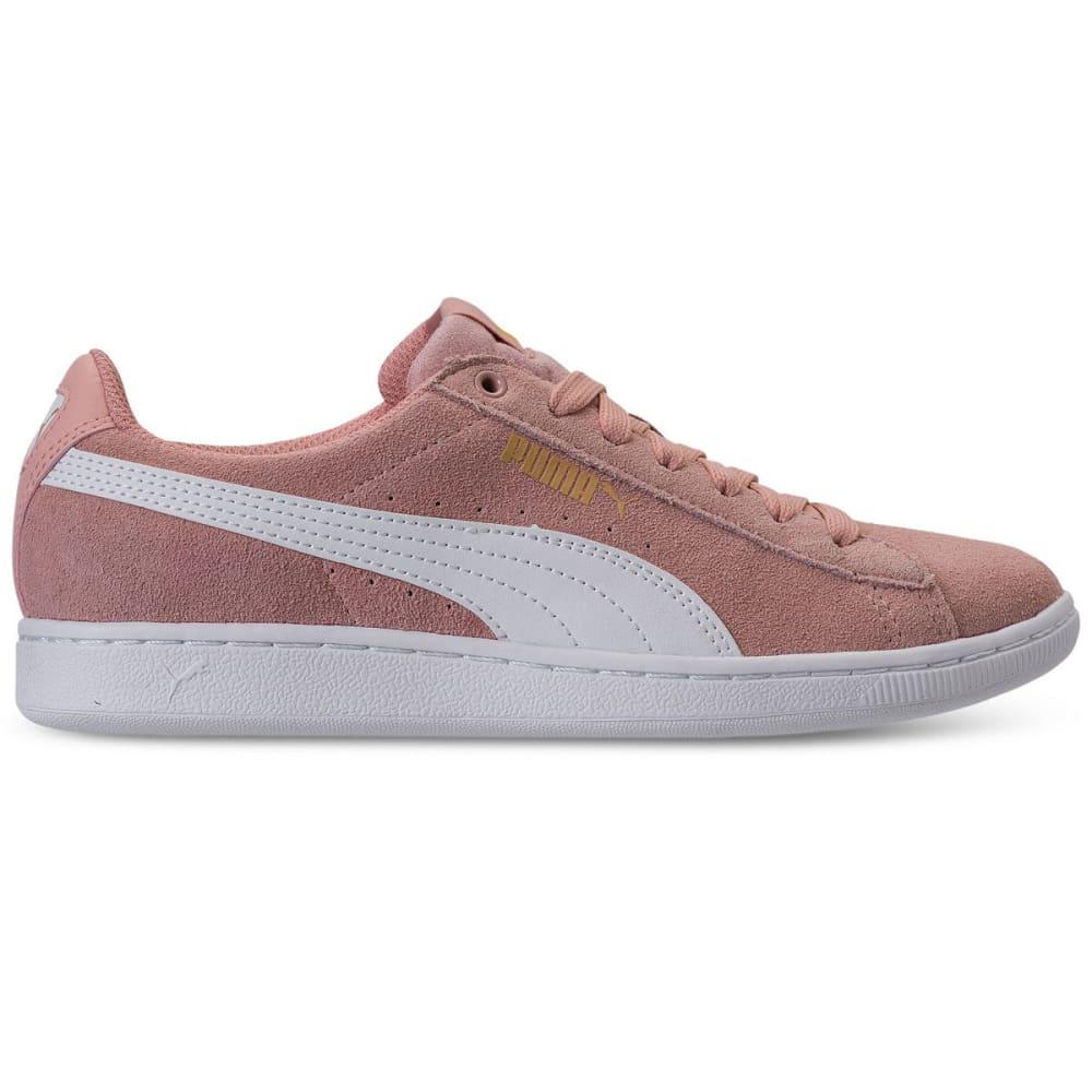 PUMA Women's Vikky Softfoam Sneakers - PEACH