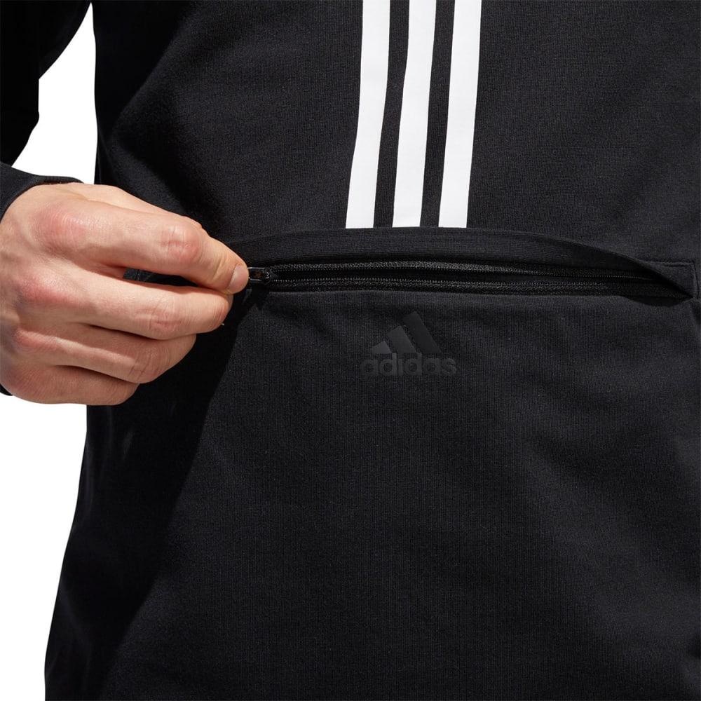 ADIDAS Men's Sport ID Pullover Hoodie - BLACK-CV3206