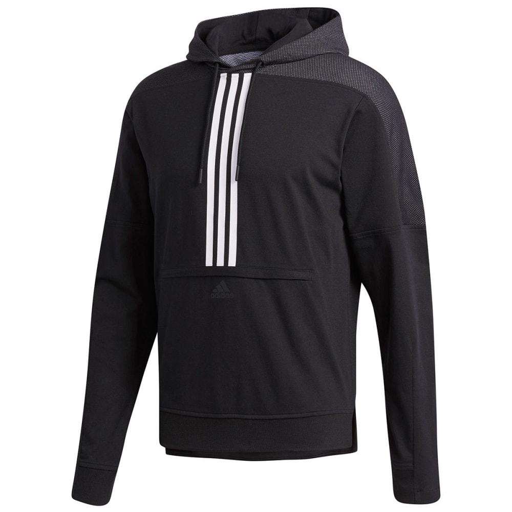 Adidas Men's Sport Id Pullover Hoodie - Black, M