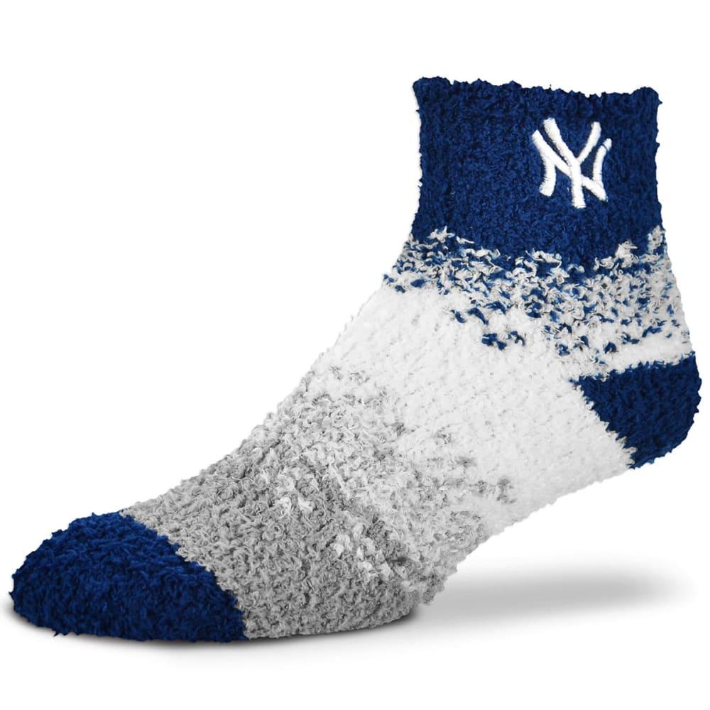 NEW YORK YANKEES Marquee Sleep Socks - NAVY