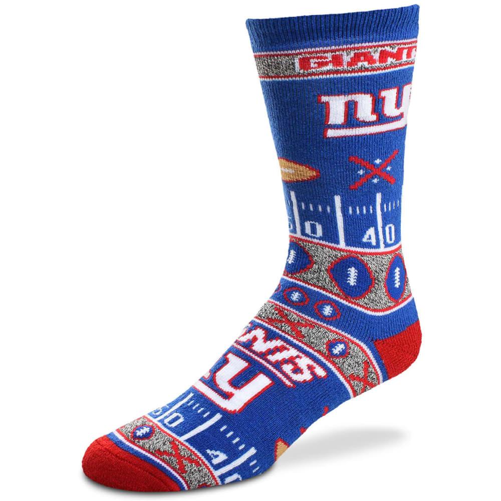 NEW YORK GIANTS Super Fan Socks - ROYAL BLUE