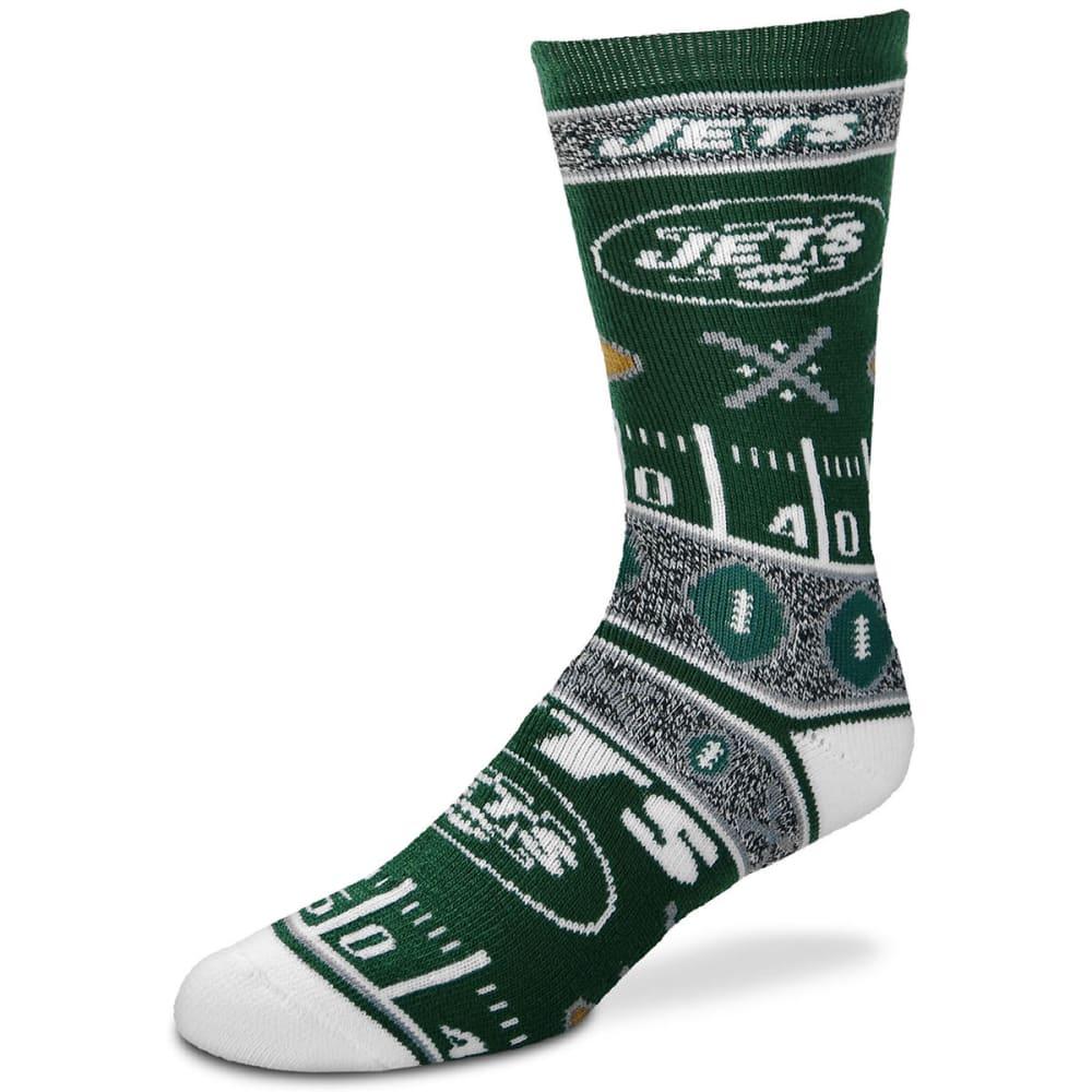 NEW YORK JETS Super Fan Socks - GREEN