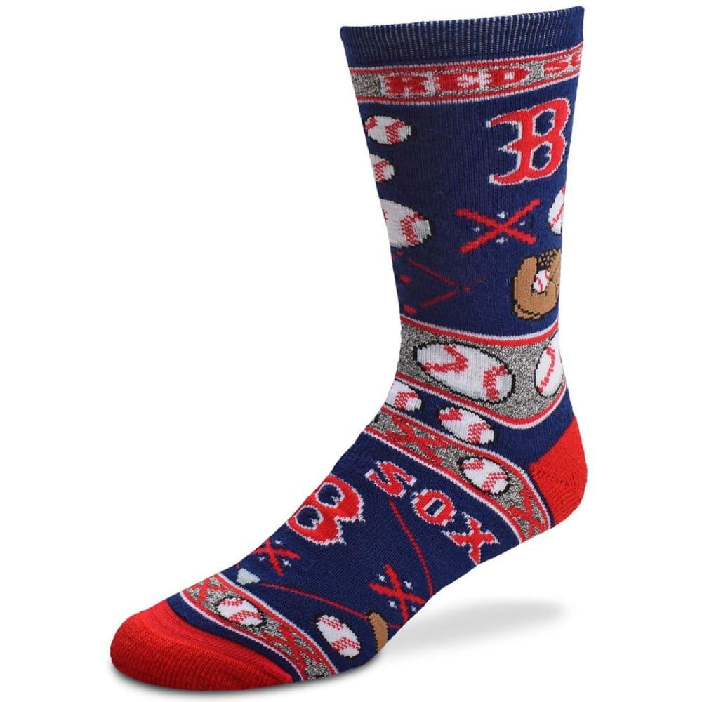 BOSTON RED SOX Super Fan Socks - NAVY
