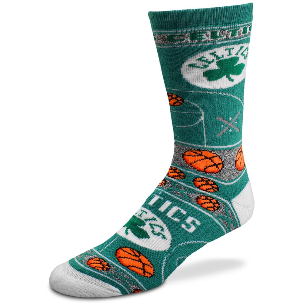BOSTON CELTICS Super Fan Socks - GREEN