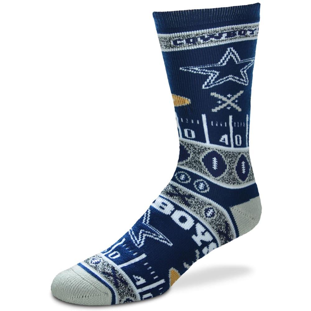 DALLAS COWBOYS Super Fan Socks - NAVY