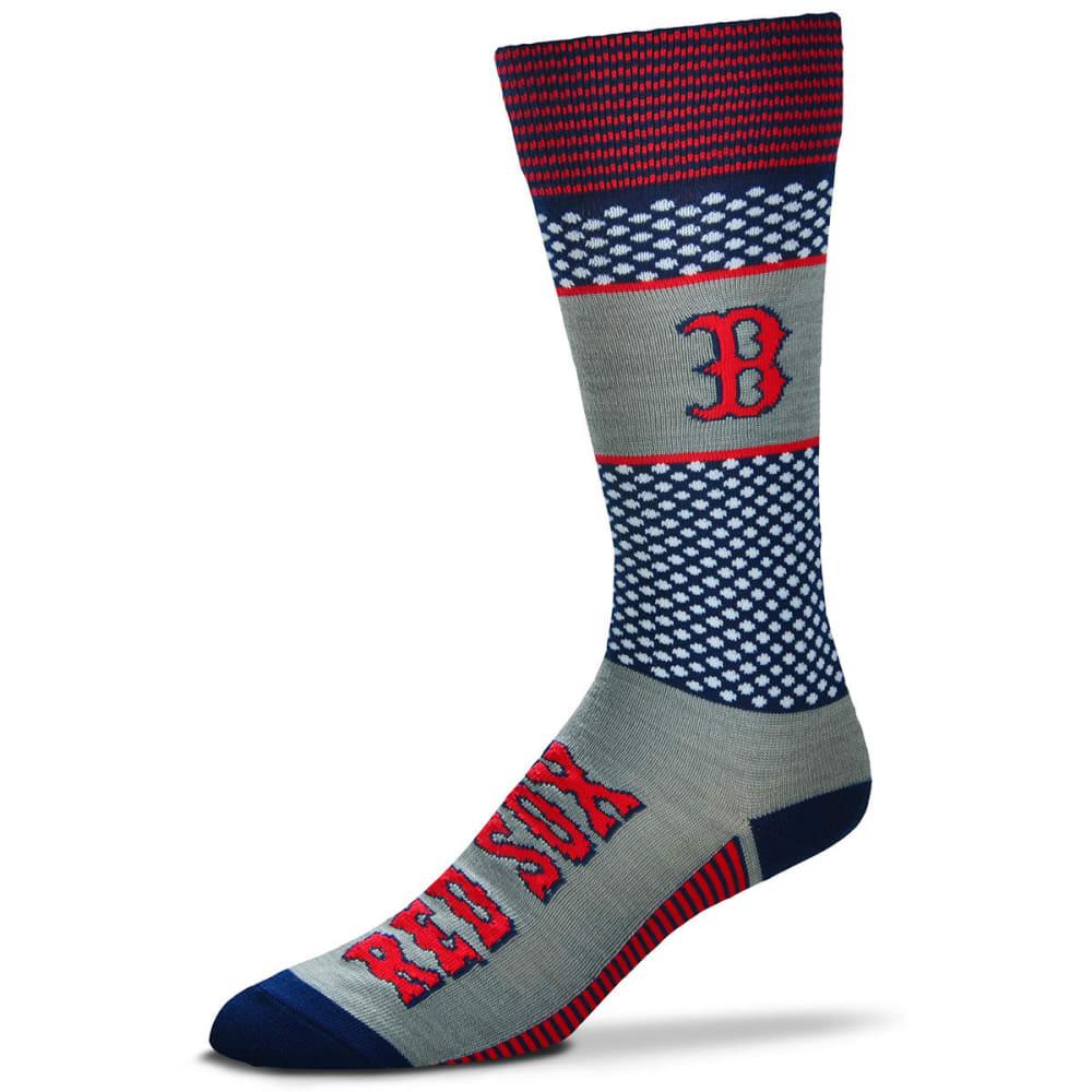 BOSTON RED SOX Muchas Rayas Tall Socks - NAVY