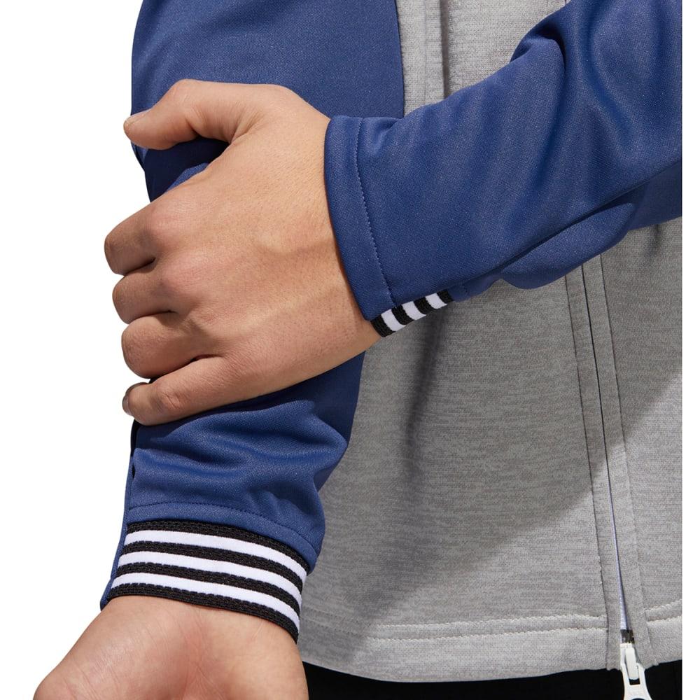 ADIDAS Men's Team Issue Lite Bomber Jacket - GRY/NOBLEINDG-CV3186