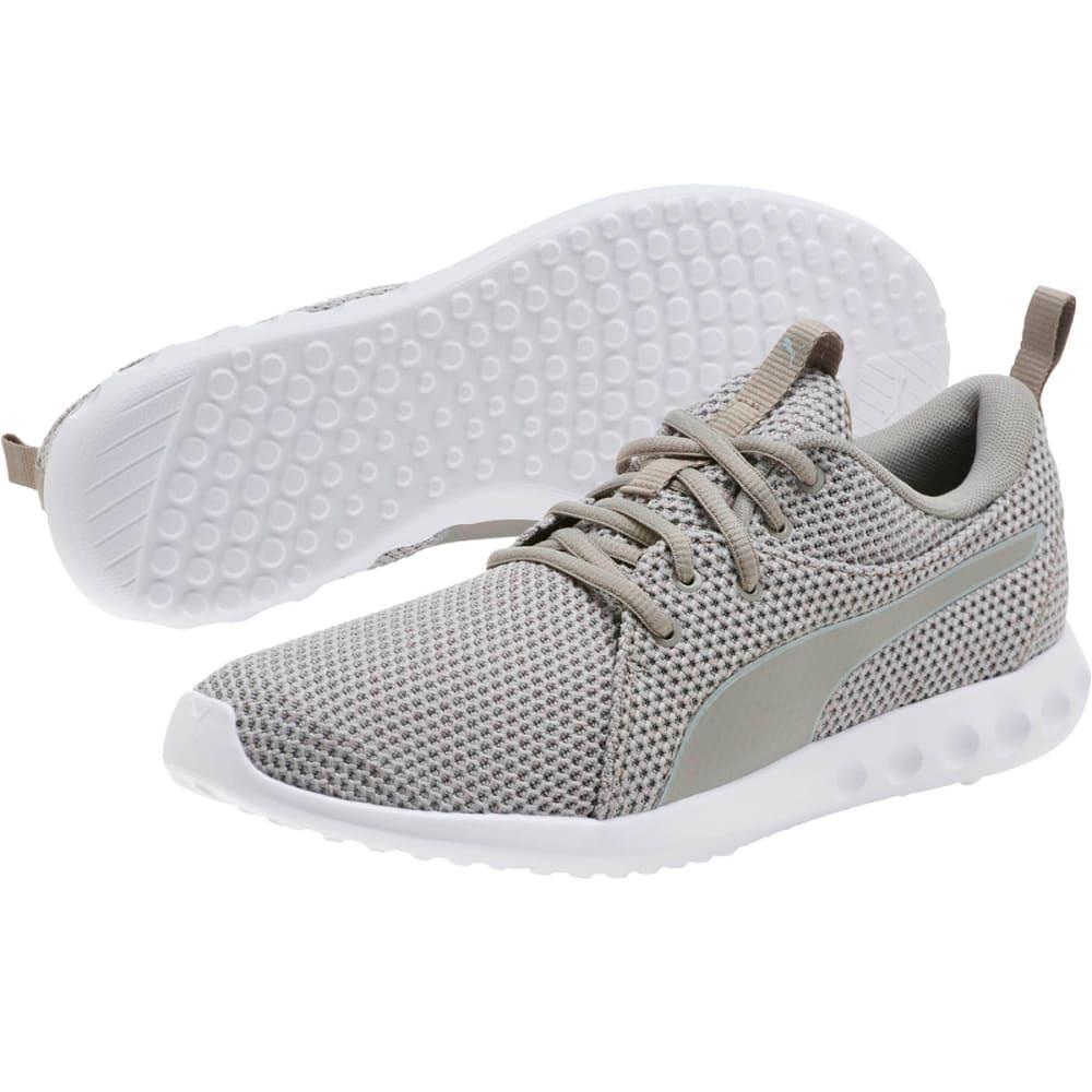 PUMA Men's Carson 2 Nature Knit Running Shoes - ROCKRIDGE - 02