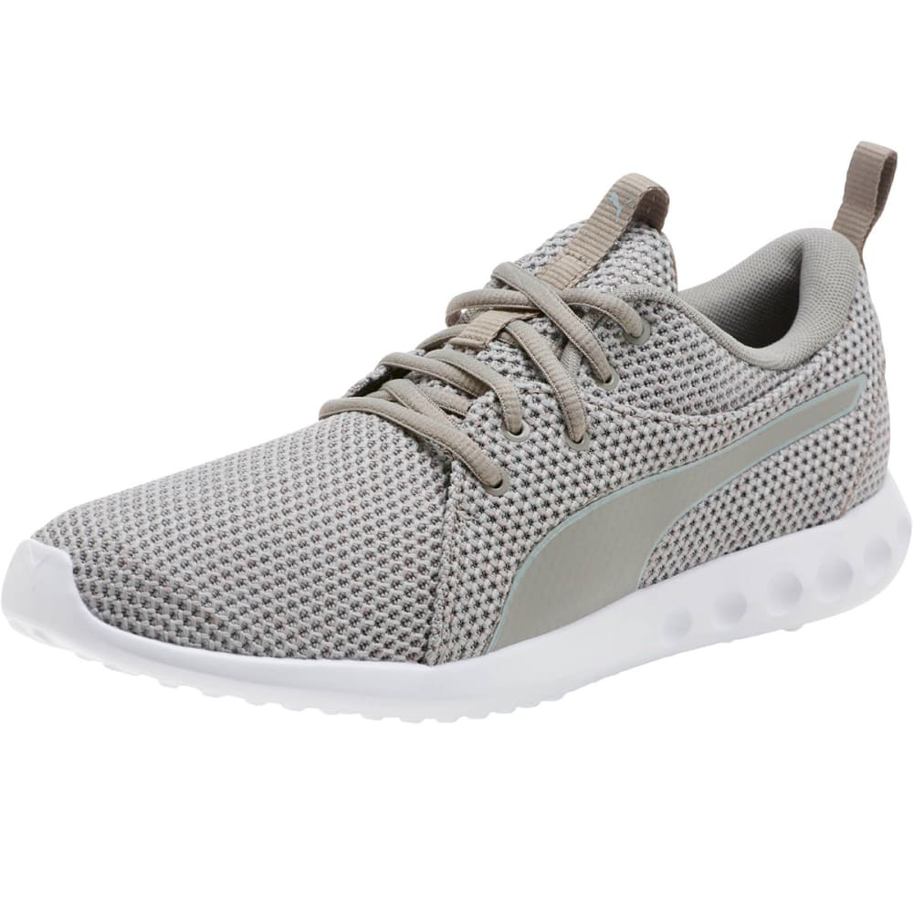 PUMA Men's Carson 2 Nature Knit Running Shoes - ROCKRIDGE - 02