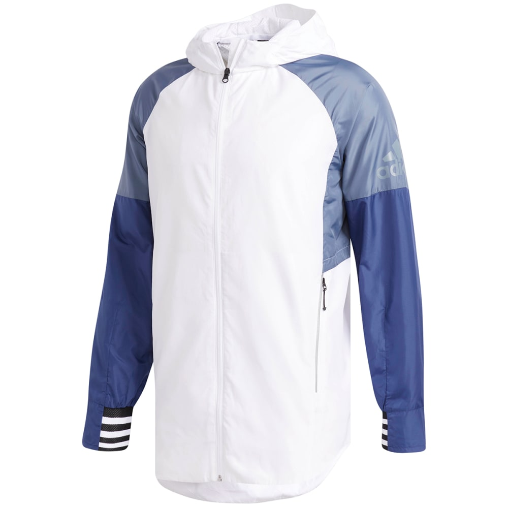 Adidas Men's Id Jacket - White, M