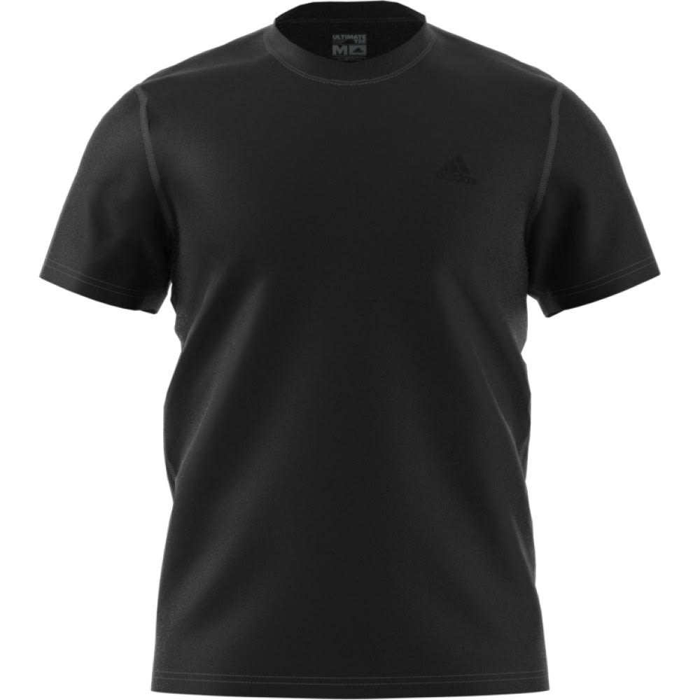 Adidas Men's Training Ultimate Tee - Black, S