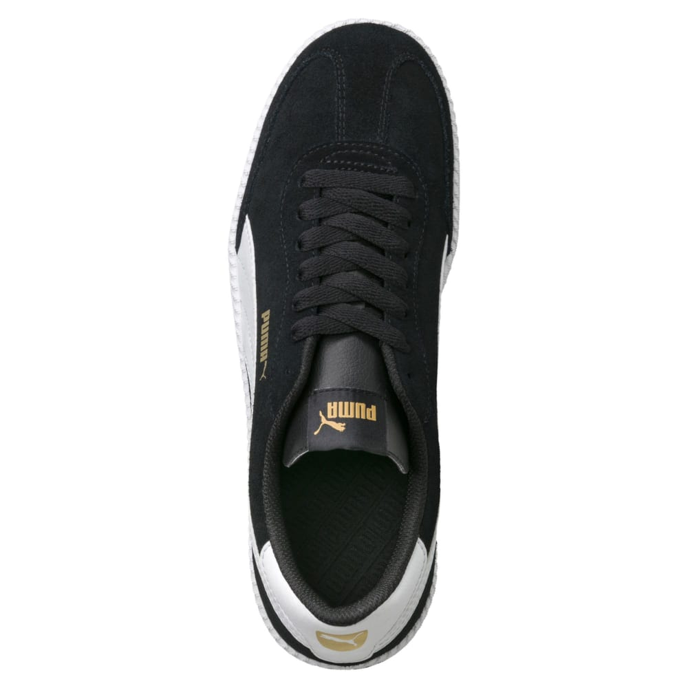 PUMA Astro Cup Suede Sneakers - BLACK